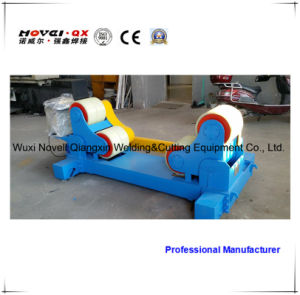 Self Aligning Welding Rotator / Welding Turning Rolls with PU Roller 30t pictures & photos