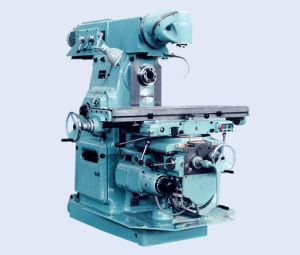 Universal Rotary-Head Knee-Type Milling Machine (X6232C)