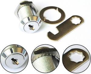 Cam Lock, Mailbox Lock, Furniture Lock Al-19X25 pictures & photos