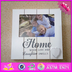 2016 Wholesale Wooden Children Photo Frame, Cheap Wooden Children Photo Frame, Best Wooden Children Photo Frame W09A049 pictures & photos