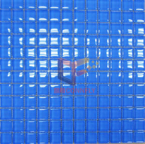 Blue Glass Pool Mosaic (CFC120) pictures & photos