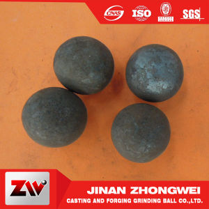 Wet Milling Forged Ball for Ball Mill pictures & photos
