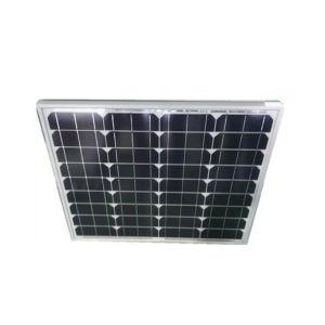 Monocrystalline Solar Panel (DSP- 50W) pictures & photos