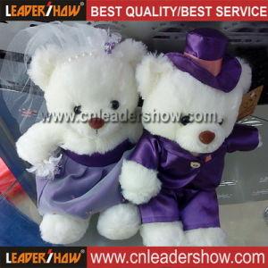 Wedding Plush Toys, Decarative Teddy Bear Toy