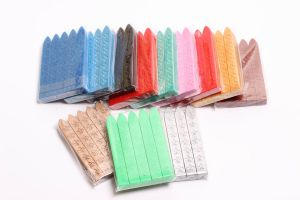 24 Different Colors Wax Sticks for Wax Seal Stamps pictures & photos