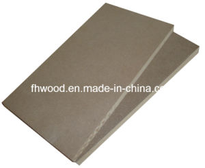 Chinese Medium Density Fibre Board (MDF) for Furniture pictures & photos