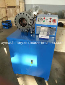 Hydraulic Pipe-Reducing Machine, /Hose Crimping Machine pictures & photos