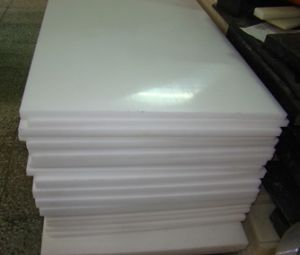 100% Virgin PTFE Teflon Molded Sheet