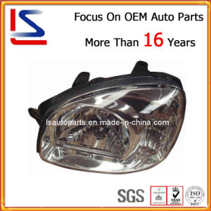 Head Lamp for Hyundai Santa Fe ′00-′05 (LS-HYL-077) pictures & photos