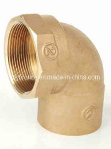 Bronze Pipe Fittings Elbow C*F (WT1005)