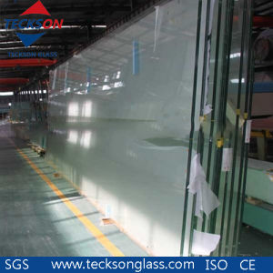 6.38mm Low-E Safety Laminated Glass with CE&ISO9001 pictures & photos