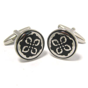Men′s High Quality Metal Cufflinks (H0027) pictures & photos