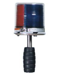 Red/Blue Warning Lamp for Motorcycle (LTG0371) pictures & photos