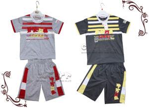 Boy′s 2PCS Knitting Set (S10123)