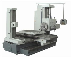 Auto CNC Boring and Milling Machine (TPX6113) for Large & Medium Size Parts