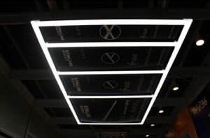 Dlc Listed Bluetooth Control LED Jointable Linear Light pictures & photos