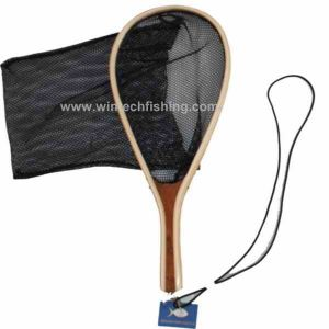 Wooden Handle Landing Net, Landing Net