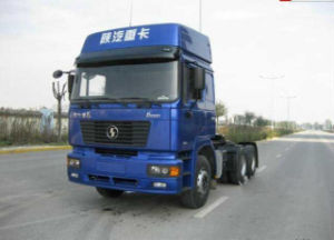 Shacman Tractor Truck F2000 6X4 380HP 420HP Trailer Truck Head pictures & photos