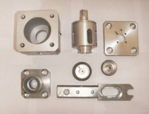 Iron Lost Wax Precision Casting /CNC Machinning Parts