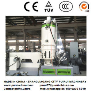 Europ Technology TPE Film Waste Plastic Granulator Recycling Machine pictures & photos