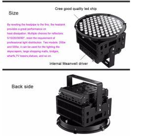 Outdoor Narrow Beam LED Stadium Lighting 500 Watt LED Flood Light pictures & photos