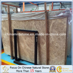Overstock ImportedLight Emperador  Marble  with Tiles or Slabs