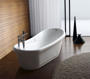 Pure Acrylic Antique Bathtub (FA-015)