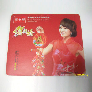 EVA Mouse Pad with Logo Printing pictures & photos