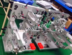 Automotive Checking Fixture/Jig and Check Gauge for Vehicle Fittings pictures & photos