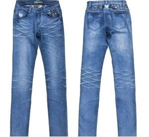 2013 Woman′s Popular Pants (MF-STW002)
