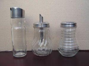 Glass Spice Bottle (VJ-003)