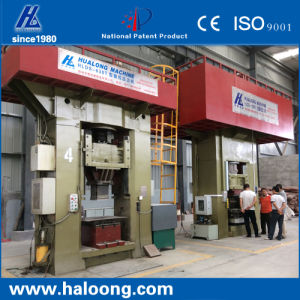 Static Type Refractory Ball Block Forming Servo Press Machine China pictures & photos
