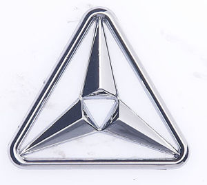 Customized Car Chrome Plastic Emblem