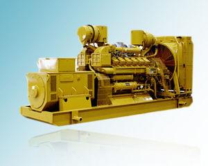 800kVA Jichai Generator (Open Type) pictures & photos