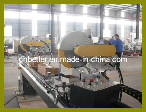 UPVC Window Door Cutting Saw / UPVC Window Machine / PVC Plastic Window Machinery (SJ02-3500)