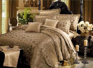 6PC Yarn Dyed Jacquard Bedding Set (813-07)