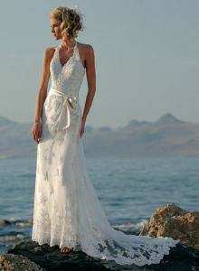 Informal Wedding Dress and Wedding Gown (maginf016)