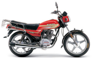 Motorcycle HL125-2