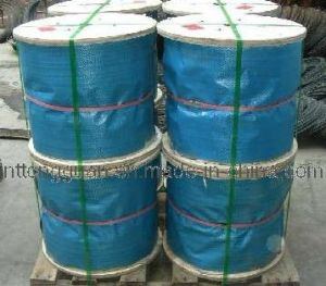 Bright Ungalvanized Steel Wire Rope pictures & photos