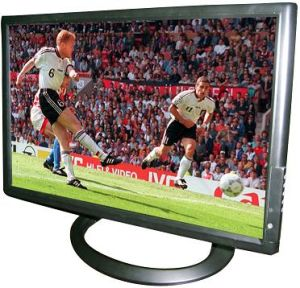17 inch LCD Monitor with Touch Screen