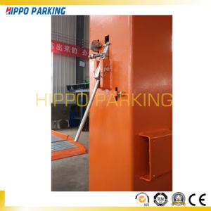 Two Post Clear Floor 10000lbs Hydraulic Auto Car Lift pictures & photos