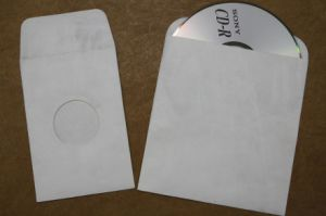 Tyvek CD Cover