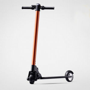 2017 New Lithium Battery Adult 2 Wheel Electric Scooter pictures & photos