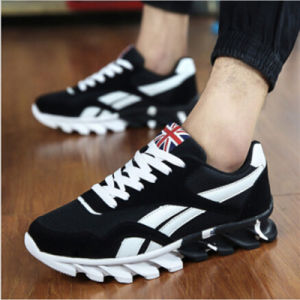 2017 Spring Summer Men′s Sneakers Breathable Sport Running Shoes pictures & photos