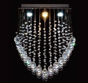 2015 LED Imported Crystal Ceiling Light for Living Room