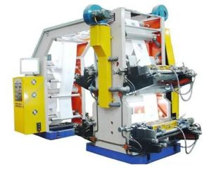 Multi-Color Automatic Flexo Printing Machine (TYB-41200) pictures & photos