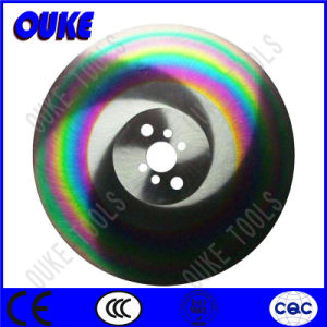 M2 HSS Cold Saw Blade for Cutting Alloy Steel pictures & photos