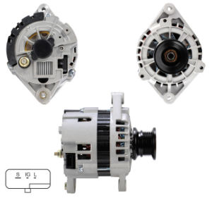 12V 80A Alternator for Delco Buick Lester 7135 10463100 pictures & photos