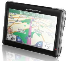 "4.3"" GPS (Bluetooth + Fm+ Ultrathin Design )"