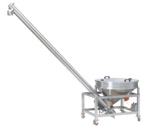 Spiral Auger Screw Feeder Conveyor pictures & photos